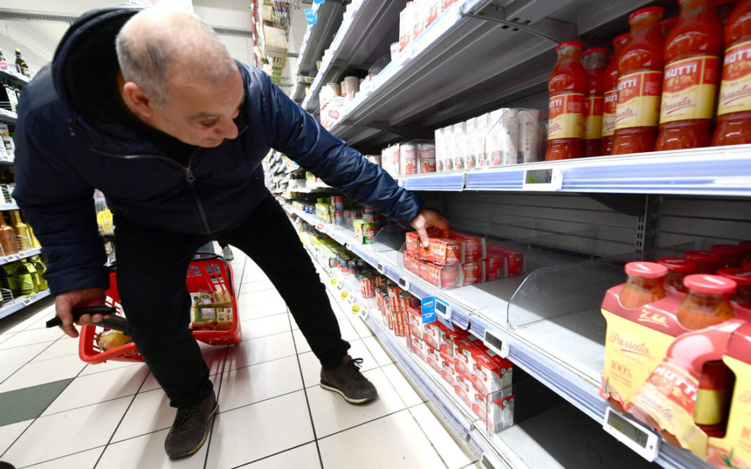 """Rincaro prezzi a Reggio Calabria, U.Di.Con.: """"Monitorare la situazione con attenzione"""""""