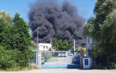 Incendio impianto depurazione Gioia Tauro, l'U.Di.Con. chiede chiarimenti
