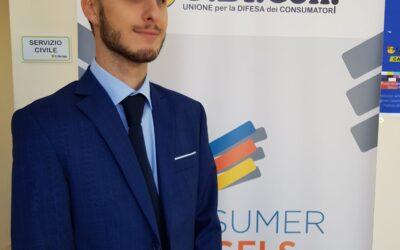 """Elezioni Servizio Civile Universale, U.Di.Con.: """"Eletto anche Luca Cristarella, grande orgoglio"""""""