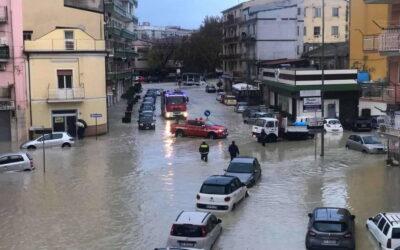 Nubifragio a Crotone, l'U.Di.Con. Calabria esprime preoccupazione sullo stato delle infrastrutture