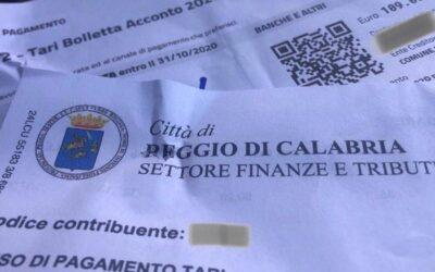 Saldo Tari a Reggio Calabria, le considerazioni dell'U.Di.Con. Calabria