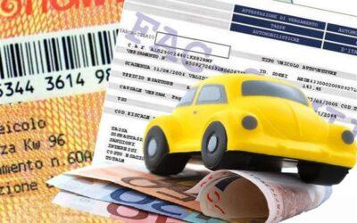 Mancata prescrizione tassa automobilistica Regione Calabria